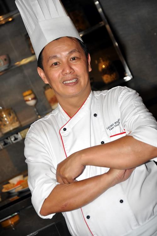 Chef Leong Weng Heng