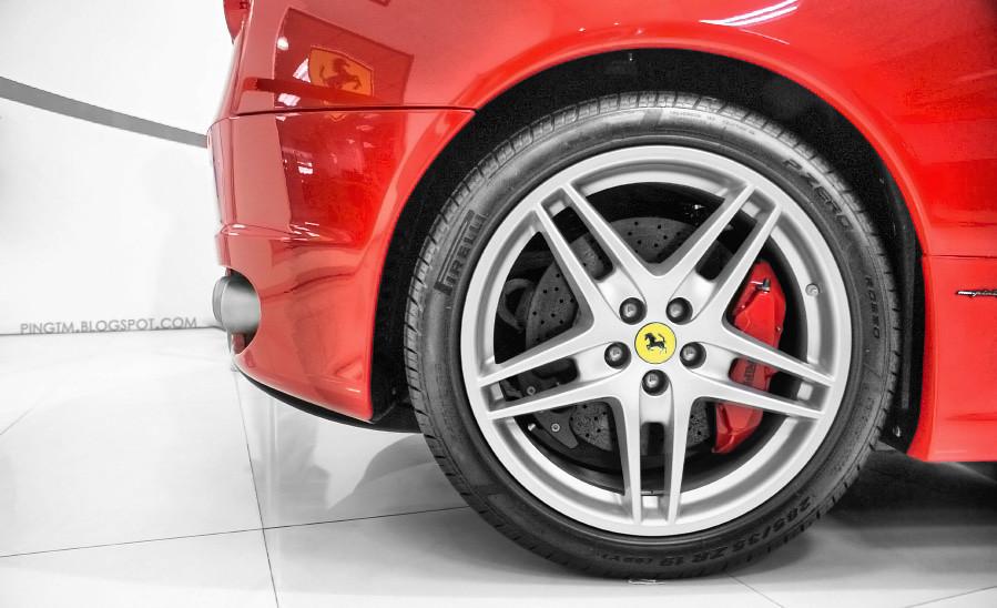 Ferrari F430 HDR
