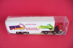 Ford Cargo (BeeldenGeluid) Tags: museum radio ads walkman reclame retro gadgets collectie archief objecten beeldengeluid myfirstsony nederlandsinstituutvoorbeeldengeluid