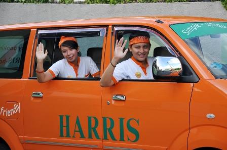 Harris fx 4