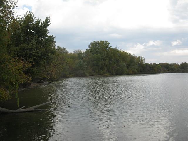 Staring Lake, October 2011