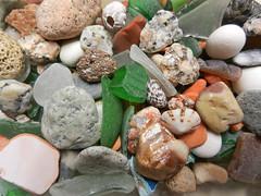 ...tesori del mare... (rebranca46) Tags: friends shells macro pebbles pietre 1001nights sassi spiaggia marche vetri conchiglie romagna beachglass rebranca allegrisinasceosidiventa