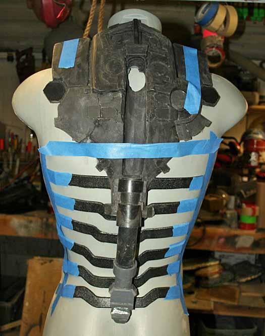 Isaac Clarke Back Strips