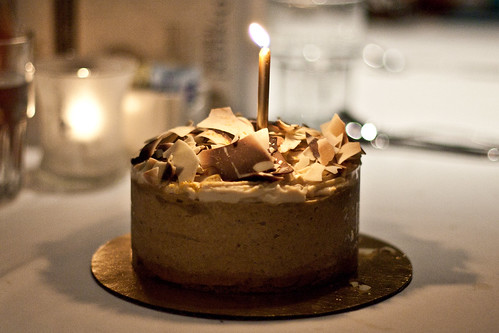 Candles & Cake
