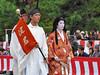 """""""Yodo Gimi"""" on foot (arumukos) Tags: kyoto maiko geiko kimono yakata maikosan ochaya okiya hanamachi kamishichiken geikosan kagai ozashiki kamihichiken jidaimatsuri2011 naosomesan"""