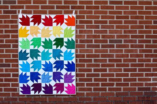 Kona Challenge Quilt by jenib320