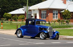 1931 Ford Model A Hot Rod (Michelle Goodbye!) Tags: 1931 navy ran cruzin hmas cerberus royalaustraliannavy fordhotrod worldcars 1931fordmodela hmascerberus rantrainingbase
