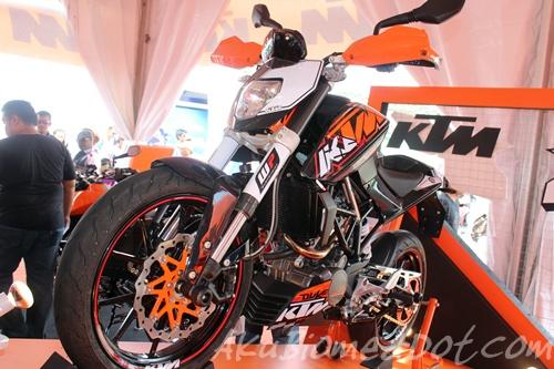 Jentera KTM Duke 125cc