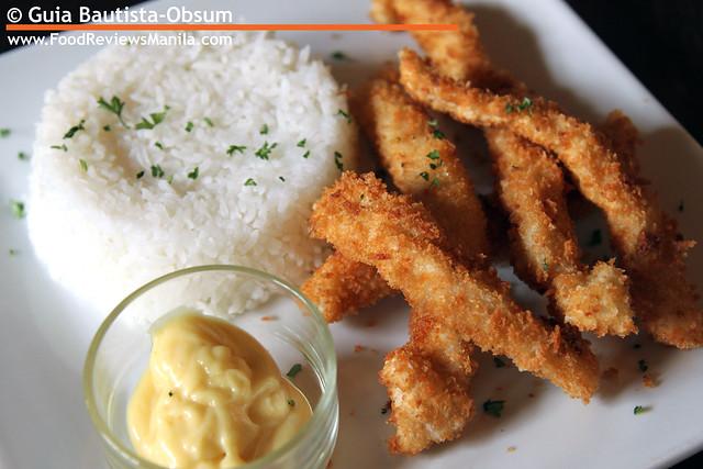 Las Paellas Chicken Fingers