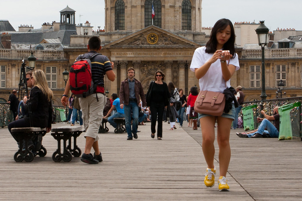 Pont des Arts, Paris, crop 1