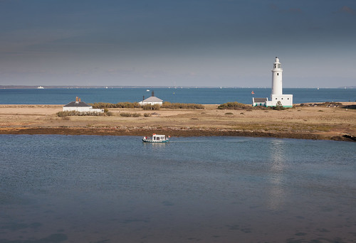 Lighthouse - Hurst Point