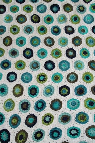 Hexagon blanket by Sluuurp