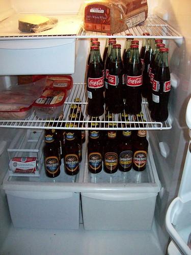 Very happy fridge
