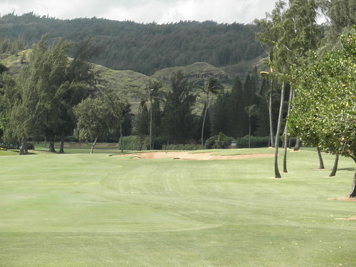 Turtle Bay Colf Course 135
