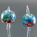 Earring pair : Sea view