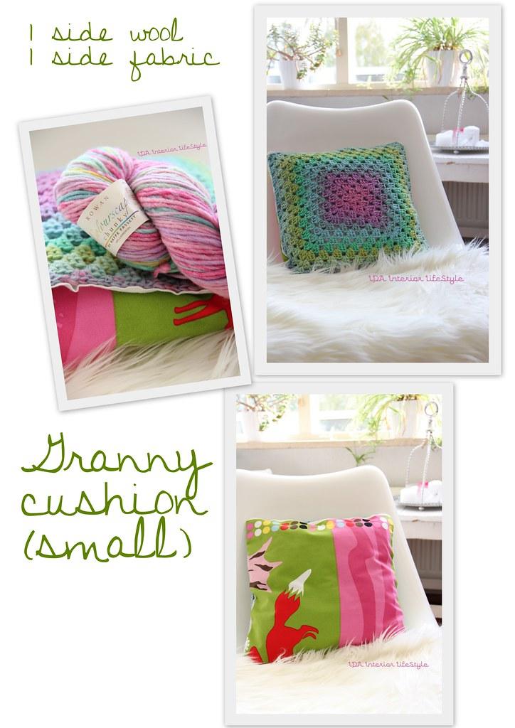 cuscino granny piccolo