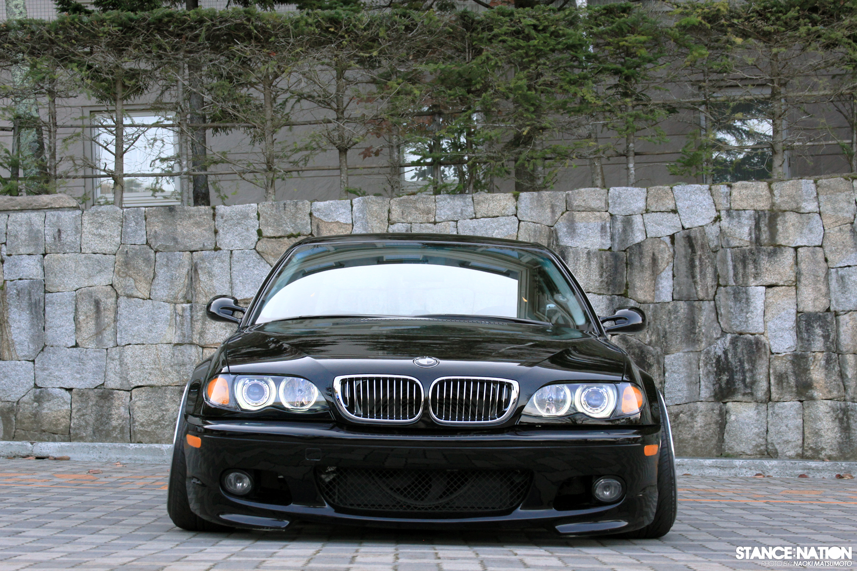 Not Your Typical E46 Stancenation Form Function