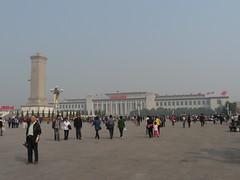 P1000642 (Mario Gala) Tags: china beijing  prc  tiananmensquare peoplesrepublicofchina  bijng  zhnggu zhnghurnmngnghgu