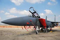 ROKAF F15 Slam Eagle (Ciaranchef's photography.) Tags: day power air f16 25th viper usaf fs warthog a10 osan 2011 rokaf osanab 51stfw osanairpowerday2011