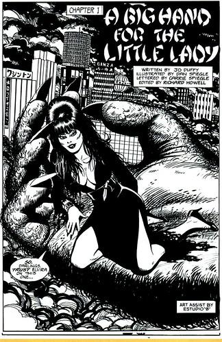 Elvira #1 Page 21