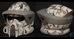 KW ARF Helmet (Tsabo Tsaboc) Tags: trooper canon photography star kevin helmet halo camo arf wars clone weir advanced recon