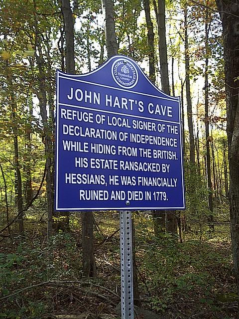 John Hart's Cave