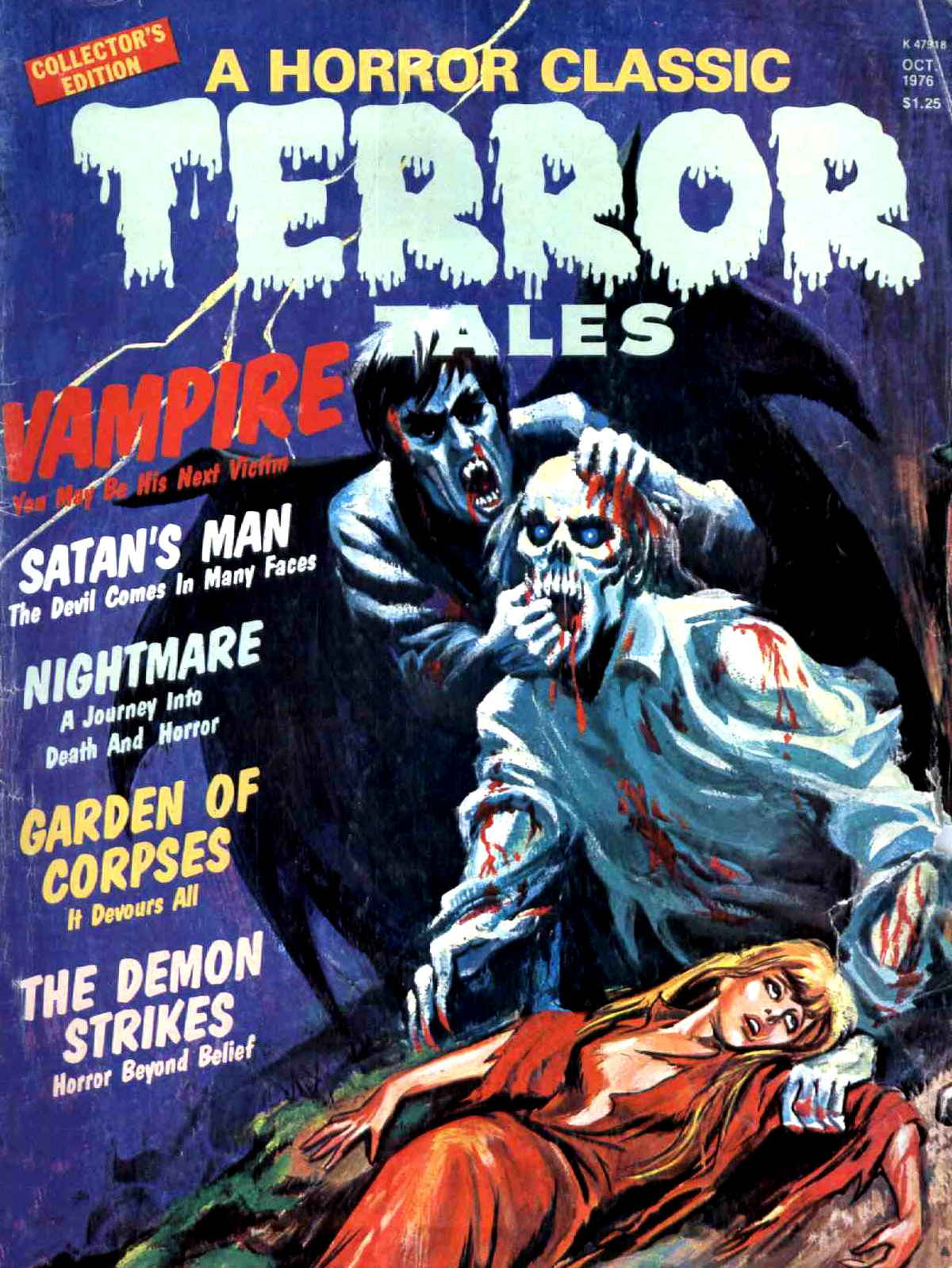 Terror Tales Vol. 07 #4 (Eerie Publications, 1976)