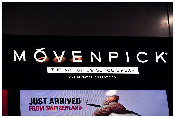 Movenpick Ice Cream & Dessert at Southbank