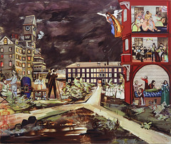 Burned-over District. 2006 (Elizabeth Huey) Tags: art psychiatry elizabeth contemporary district paintings huey painter asylum renaissance psychology burnedover