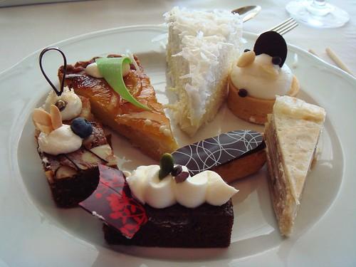 Dessert Second Round