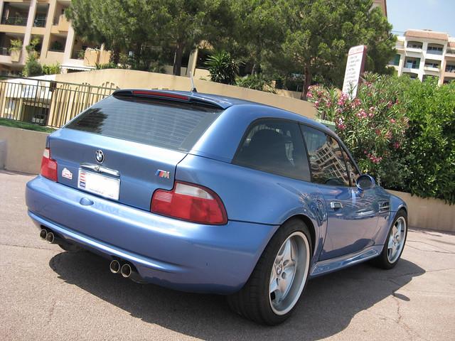 2000 BMW Z3 M Coupe | Estoril Blue | Estoril/Black