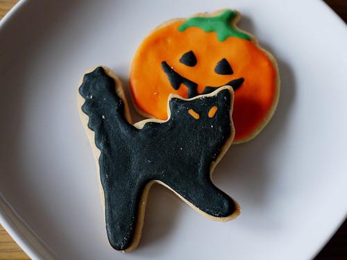 10-31 halloween cookies