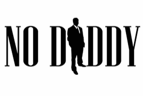 No daddy Logo