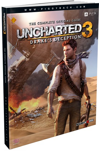 UNCHARTED 3: Drake's Deception Complete Official Piggyback Guide