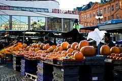 Htorget market (SallenK) Tags: market sweden stockholm skansen march marche suede htorget sude hotorget
