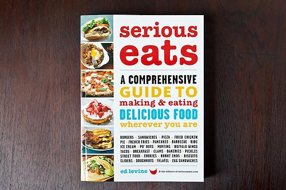 Serious Eats Book