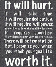 It's worth it-