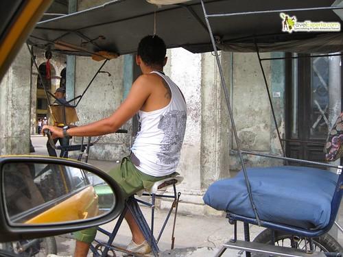Bike Taxi - Havana Cuba