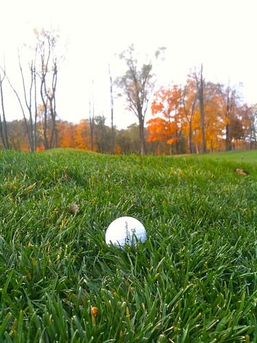 Golfing at ND