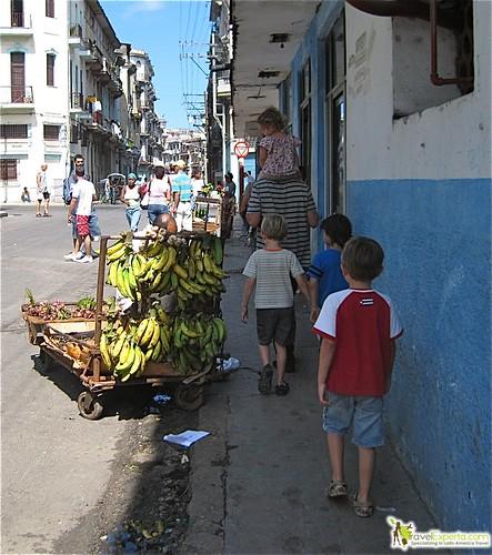 Havana Centro Street