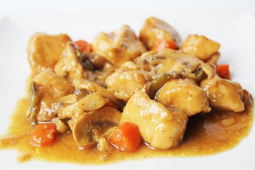 Pollo a la miel. www.cocinandoentreolivos (1)