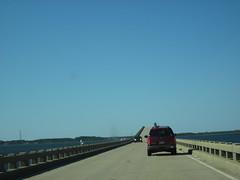 US Highway 64 - North Carolina (Dougtone) Tags: road bridge sign highway northcarolina raleigh route freeway shield expressway outerbanks rockymount us64 101611