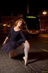 Massena Dance Ballerine (aSeed) Tags: portrait ballet woman sexy girl sunrise dance nice nikon sb600 dancer danse attractive cls nissa danseuse aseed strobist d7000 elisadance
