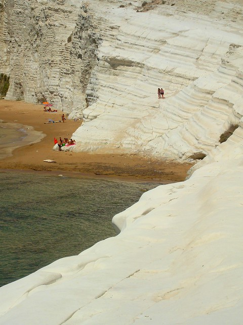 The magnificent Scala dei Turchi