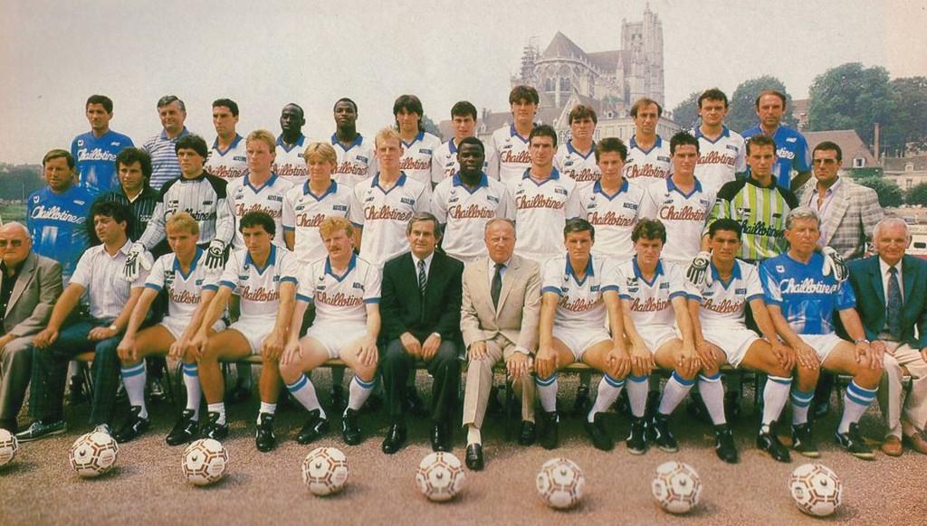 auxerre 1987-88