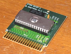 Amstrad 464+/6128+/GX4000 custom cartridge