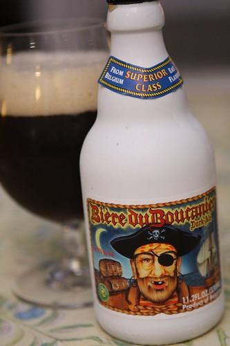 Biere du Boucanier Dark from Brouwerij Van Steenberge