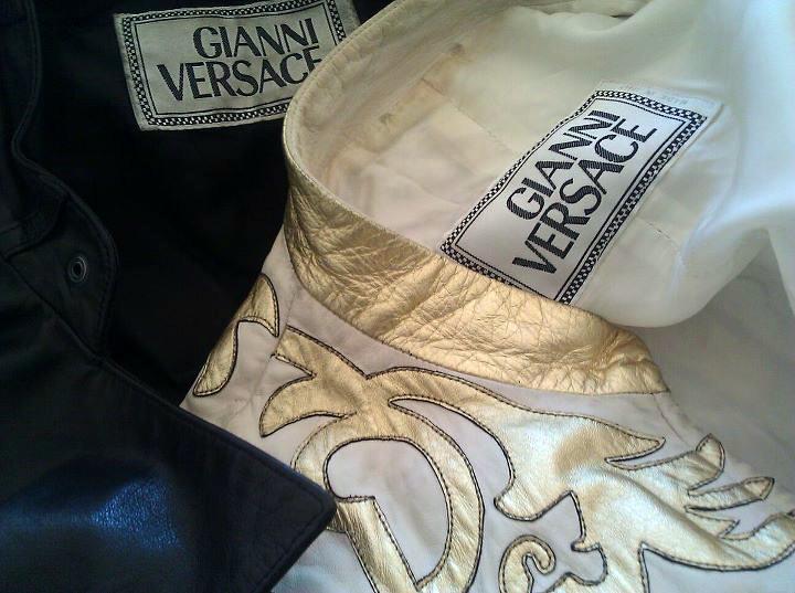 Gianni Versace vintage - via Malcolm Harris-Perez