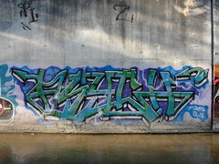 PSYCH by DMENT (Same $hit Different Day) Tags: graffiti bay east psyche dement kil dment