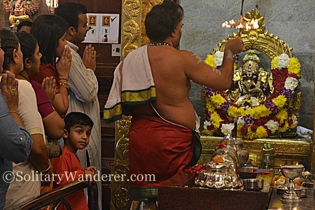 Sri Ganesar Court Hill Temple